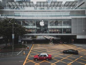 Apple Car Symbolfoto