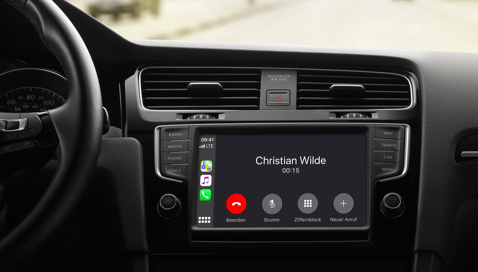 iPhone mit Auto verbinden