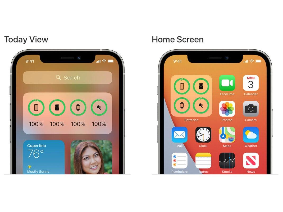 Integration von iOS 14.7 und dem neuen MagSafe-Akku