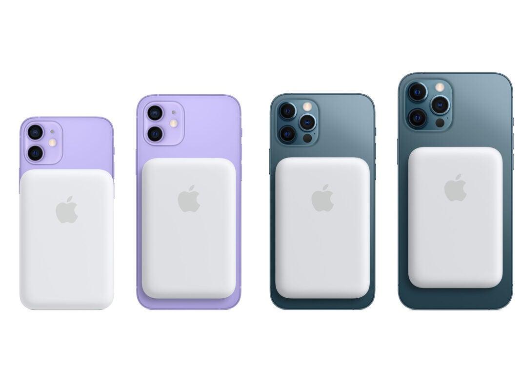Die Externe MagSafe Batterie von Apple
