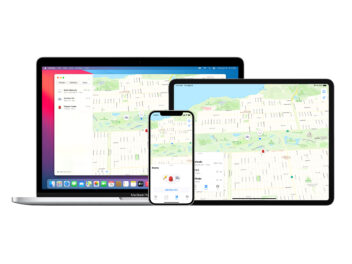 """Apples """"Wo ist?""""-App auf iPhone, iPad und Mac"""