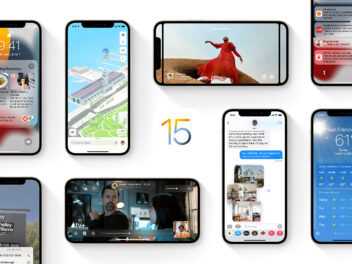 Symbolbild für iOS 15