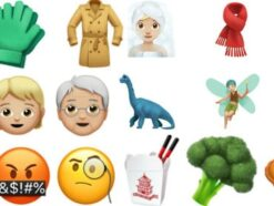 Apple iOS Emojis iOS 11.1