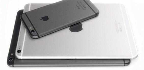 Apple iPad Air 2 Konzept-Bild