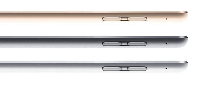 Apple iPad Air 2:Pressebilder