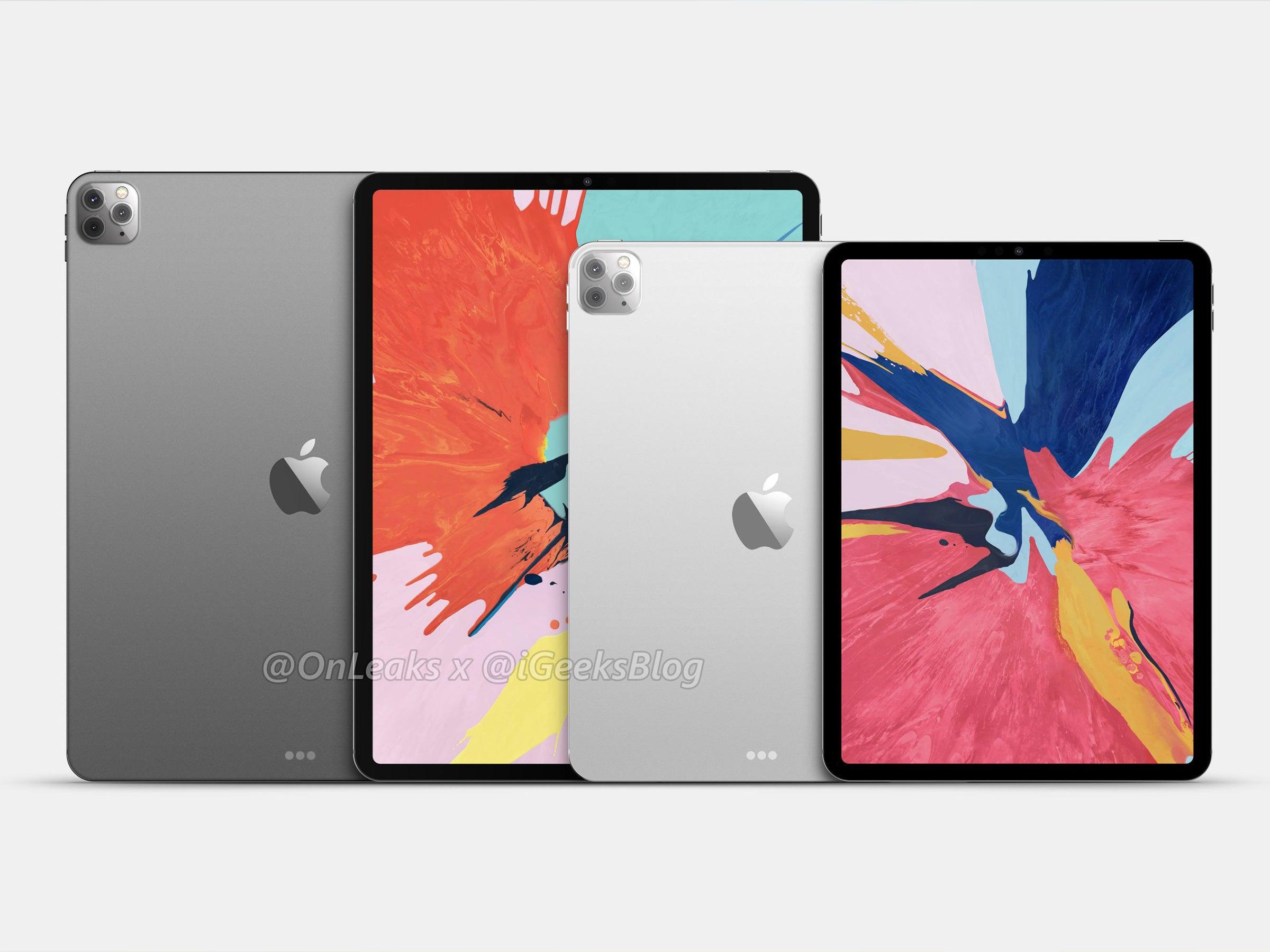 iPad Pro 20 Erste Bilder zeigen das Design des nächsten Apple ...