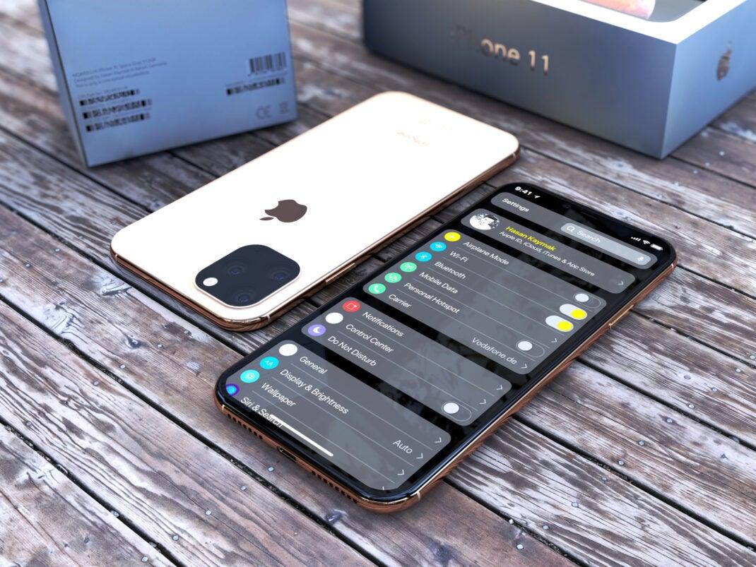 iphone 11 die neue iphone generation im dummy video. Black Bedroom Furniture Sets. Home Design Ideas