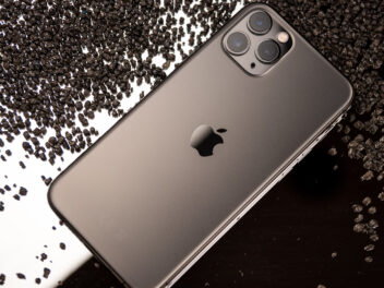 Mattes Glas des Apple iPhone 11 Pro