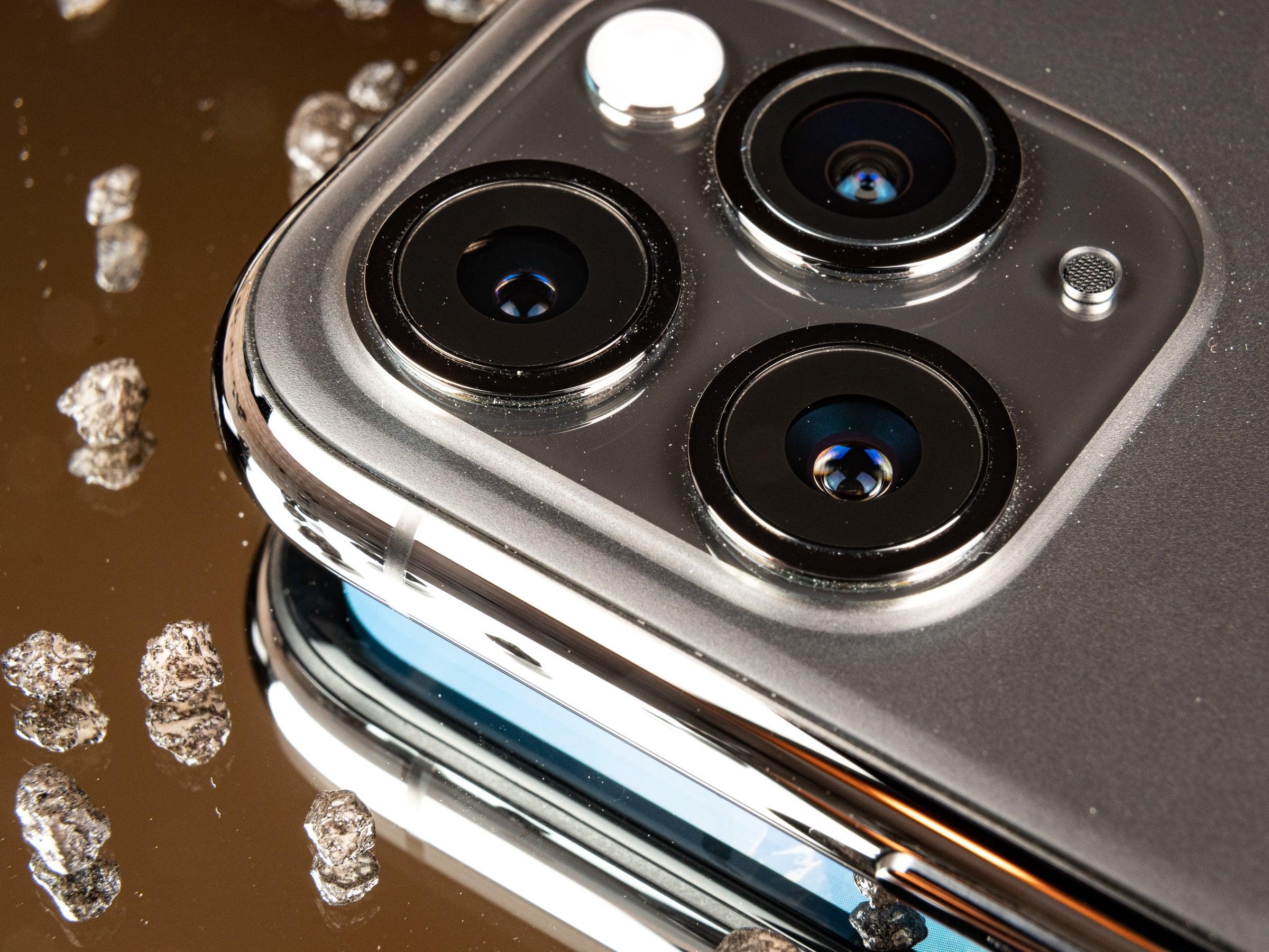 Kamera des Apple iPhone 11 Pro