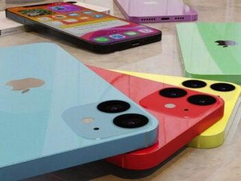 So könnte das Apple iPhone 12 mini aussehen