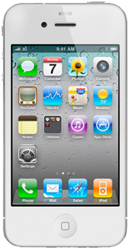 Apple iPhone 4 Datenblatt - Foto des Apple iPhone 4