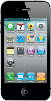 Apple iPhone 4s Datenblatt - Foto des Apple iPhone 4s