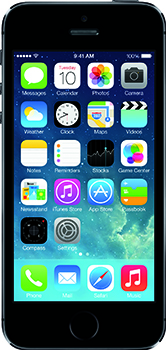 Apple iPhone 5s Datenblatt - Foto des Apple iPhone 5s