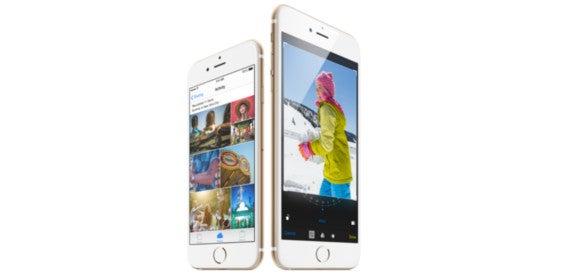 Apple iPhone 6 Plus und iPhone 6