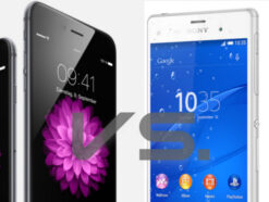 Apple iPhone 6 und 6 Plus vs. Sony Xperia Z3