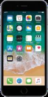 Das Apple iPhone 6s auf weißem Grund.,