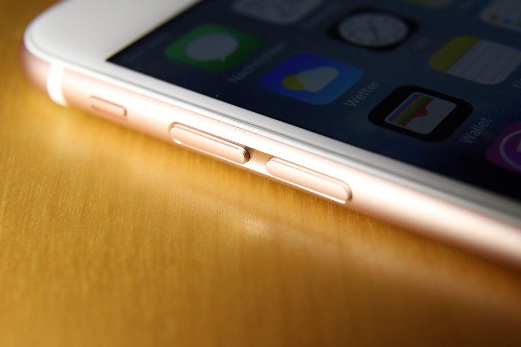 Vergleich Iphone 6s Se