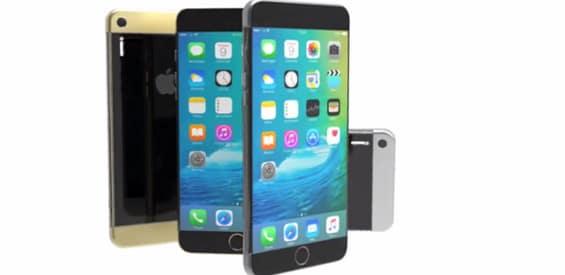 Apple iPhone 7 Konzept