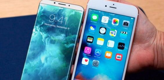 Apple iPhone 8 Konzept