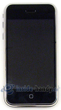 Apple iPhone: Front
