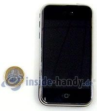 Apple iPhone: Größenverhältniss