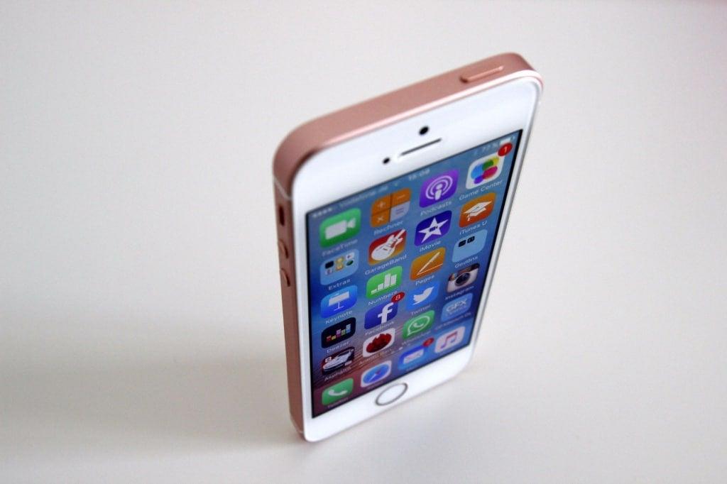 Apple iPhone SE: Hands-On-Bilder (Testcenter)