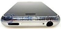 Apple iPhone: Seitenansicht oben