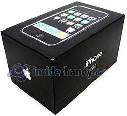 Apple iPhone: Verpackung