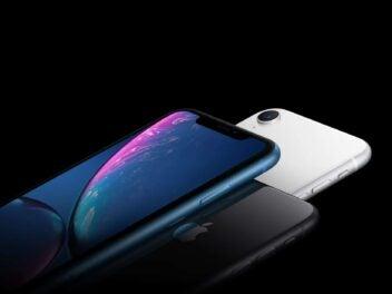 Apple iPhone XR in verschiedenen Farben