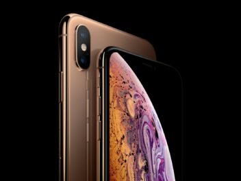 Apple iPhone XS in Gold