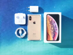 Lieferumfang des iPhone XS