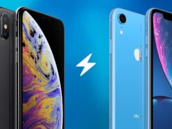 Apple iPhone XS vs. iPhones XR