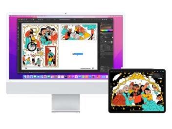 macOS Monterey und iPadOS 15.1