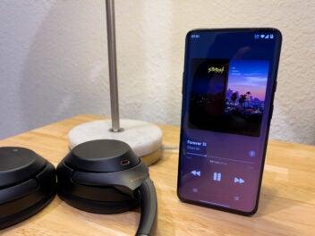 Apple Music für Android mit Dolby Atmos