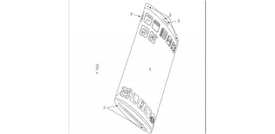 Apple Patent 360°-Smartphone Konzeptzeichnung