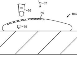 Apple Patent Solartouch