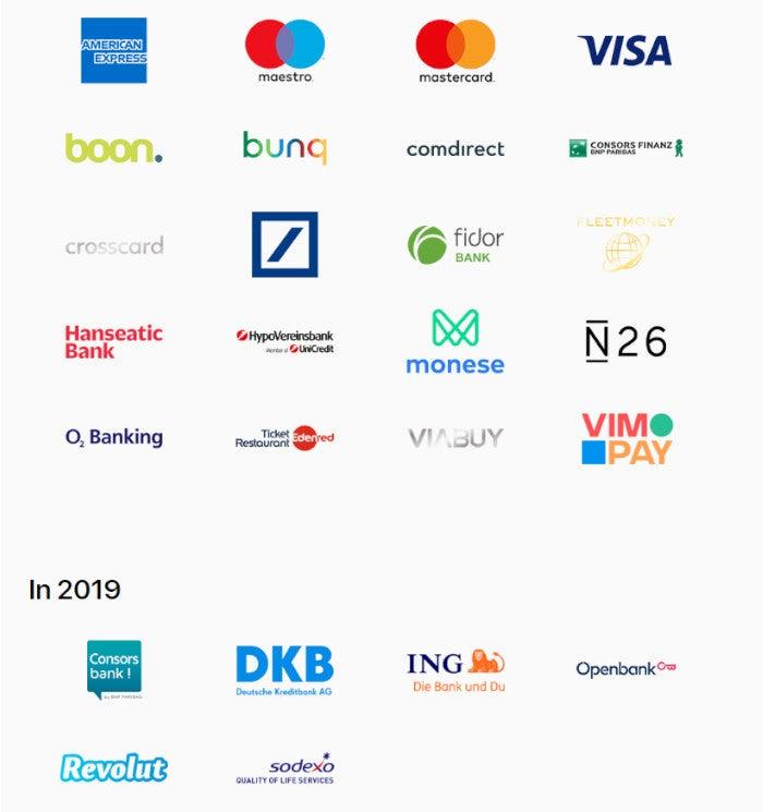 Alle an Apple Pay teilnehmenden Banken 2019