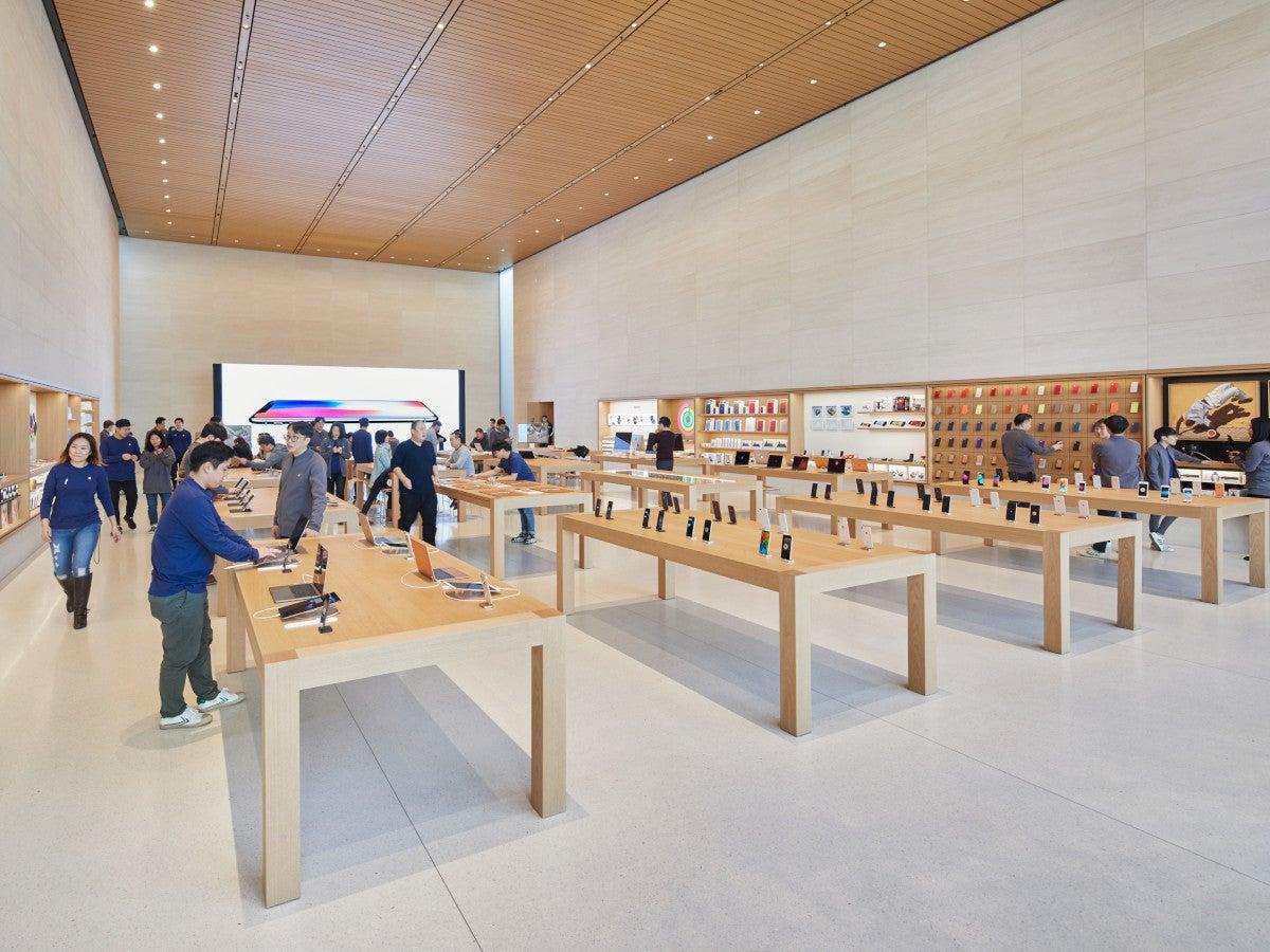 Apple Store in Südkorea