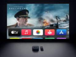 Apple TV 4K mit Siri Remote