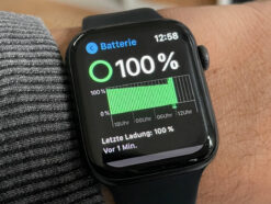 Apple Watch Batterie