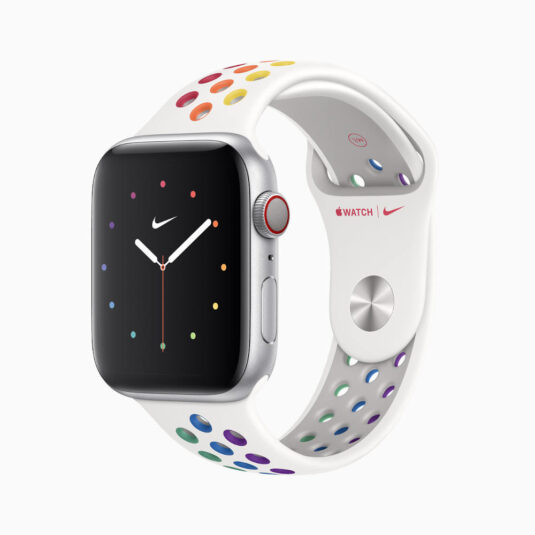 Apple Watch Nike Pride Edition