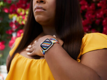 Apple Watch Pride Edition Armband