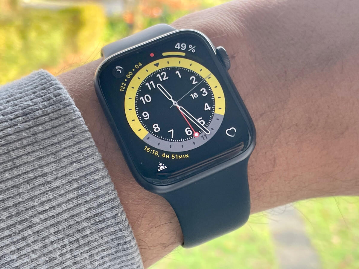 Apple Watch Series 6 Review