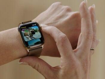watchOS 8 bietet eine neue Fotos-App