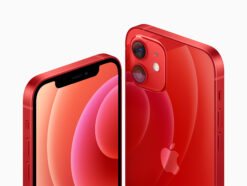 Apple iPhone 12 Mini in Rot