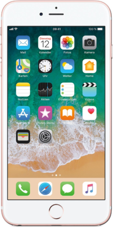 Apple iPhone 6s Plus Datenblatt - Foto des Apple iPhone 6s Plus