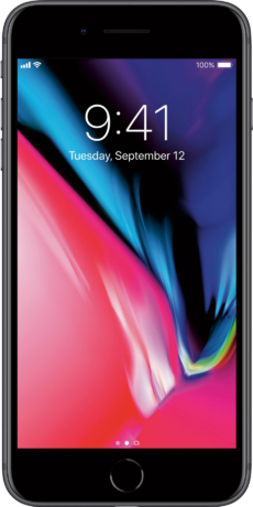 Apple iPhone 8 Plus Datenblatt - Foto des Apple iPhone 8 Plus