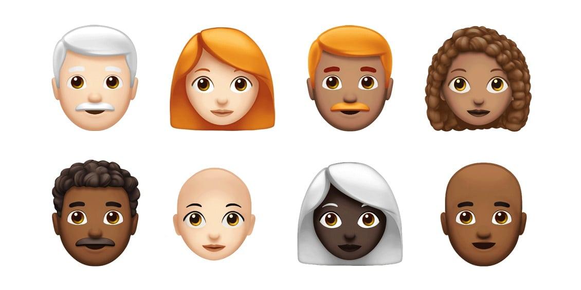 Apples neue Emojis