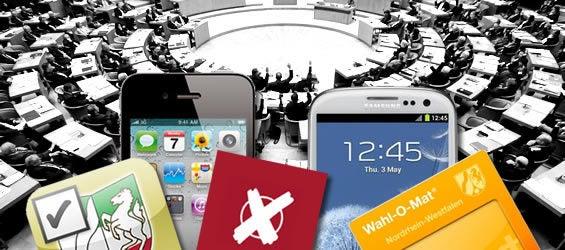 Apps zur Landtagswahl
