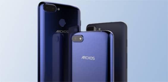 Archos Core 55s, 57s, 60s Überblick